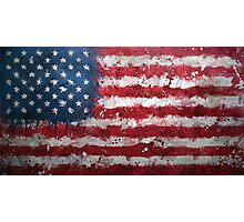 United States - Magnaen Flag Collection 2013 Photographic Print