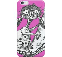 Creature from the Wilds iPhone Case/Skin