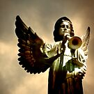 Archangel 1 by Mark Moskvitch