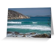 Picnic Bay - Wilsons Promontory Greeting Card