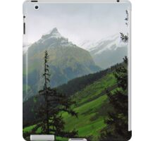 Beautiful Switzerland iPad Case/Skin