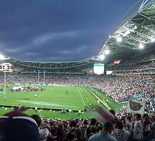 2008 NRL Grand Final Panorama by GeorgeOne