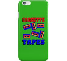 CASSETTE TAPE-2 iPhone Case/Skin