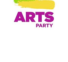 Official White - The Arts Party by artsparty