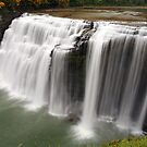 Middle Waterfalls by BigD