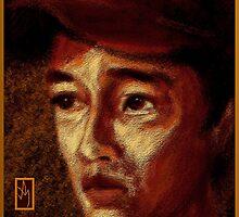 Glenn, The Walking Dead by Scott Meyer