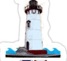 Edgartown - Cape Cod. Sticker