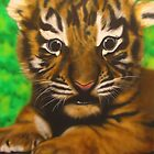 tiger cub by carss66