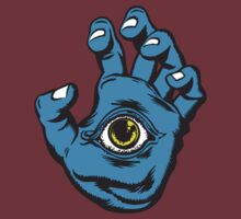 All Seeing Hand by kushcoast