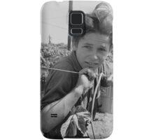 An American Boy  by Dorothea Lange Samsung Galaxy Case/Skin