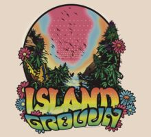 Island Grown 420 art T-Shirt