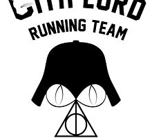 Sith lord running team by MoodCatz