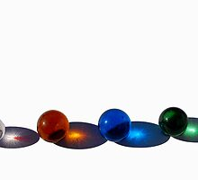 Sunlit Marbles by Robert Goulet