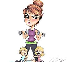 Fit Momma by CReneeGalvin