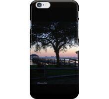 April Twilight in Florida iPhone Case/Skin