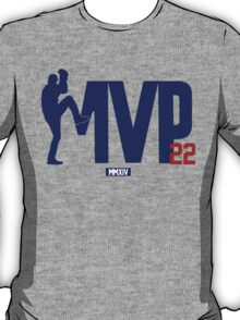 "Clayton Kershaw ""MVP"" T-Shirt"