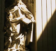 Light upon St. Teresa of Avila by Chris Steele