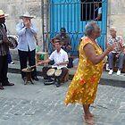 Street music in Havana, Cuba by mojgan