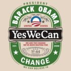 Yes We Can by midniteoil
