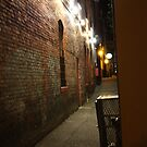 Spotlight Alley by Cherie Baxter