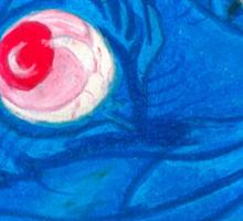 sandleford warren Sticker
