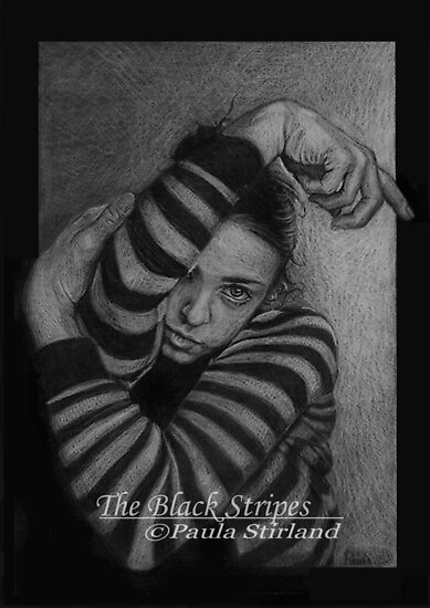 The Black Stripes by hatefueled