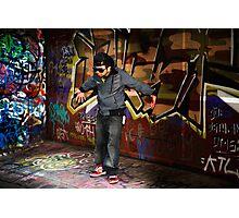 Melbourne Graffiti Artists Photographic Print
