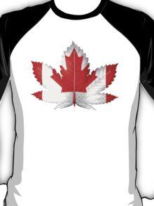 Cannadis leaf. T-Shirt