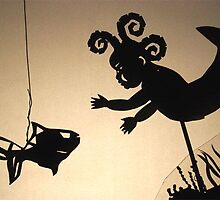 Shadow Puppetry #2 by Kate Pudim - Ingenue Photography