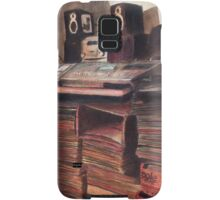 'Round Midnight Samsung Galaxy Case/Skin
