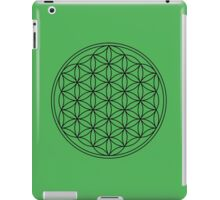 The flower of life iPad Case/Skin