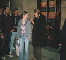 Derren Brown signing my jacket, june 2007 by lollipopgirl