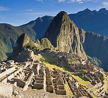 Machu Picchu by Andrew Doggett