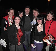 Derren, me & several of his fans grimsby march 7th 2008 by lollipopgirl