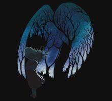 Angel On My Shoulder by ElBe