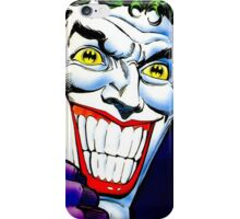 I'm not joking. iPhone Case/Skin