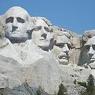 Rushmore views by michael51