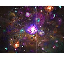 Cosmic Eurhythmics Photographic Print