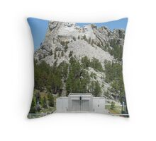 Ampitheatre Throw Pillow