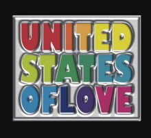 Unites States of Love by fashionforlove