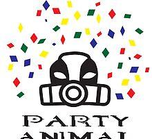 Grunt Party Animal by KieranADesigns