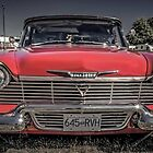 Red Plymouth by Steve Walser