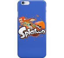 Splatoon - Inkling  iPhone Case/Skin