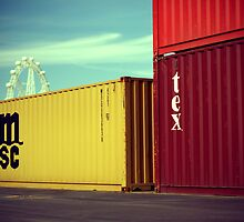 Containers #3 by John Jovic