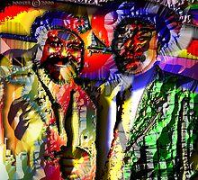 TENOR JOE & BARI JAMES by BOOKMAKER
