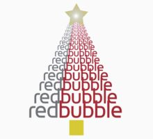 A RedBubble Christmas by BLAH! Designs