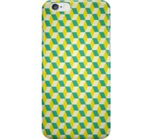 Cubism Number Six by M.A iPhone Case/Skin