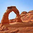 Delicate Arch by Christine Till  @    CT-Graphics