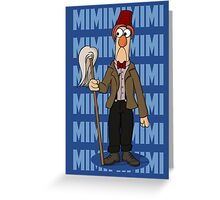 Doctor Mimi Greeting Card
