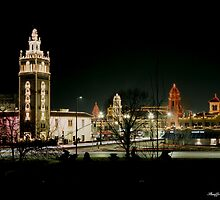 Plaza Christmas Time by scottshaffer